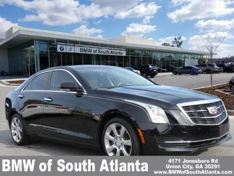 2015 Cadillac ATS 2.0T Luxury for sale at BMW of South Atlanta in Union City GA