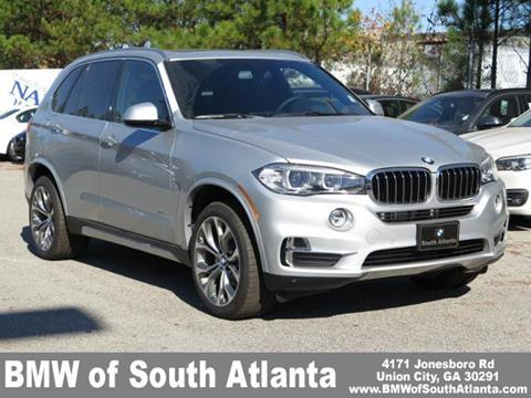 2017 BMW X5 for sale in Union City, GA