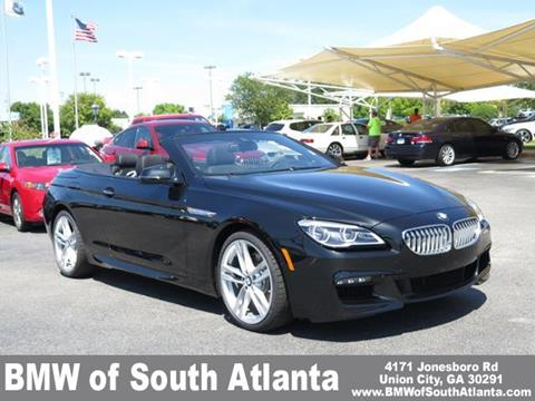 2017 BMW 6 Series for sale in Union City, GA