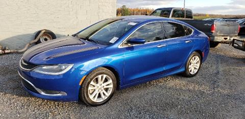2016 Chrysler 200 for sale in Thorp, WI