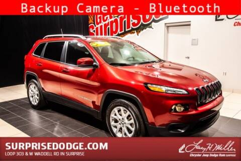 2016 Jeep Cherokee for sale in Surprise, AZ