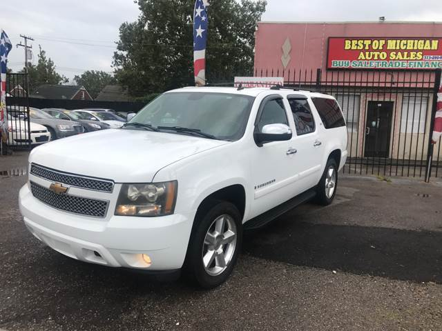 2007 Chevrolet Suburban car for sale in Detroit