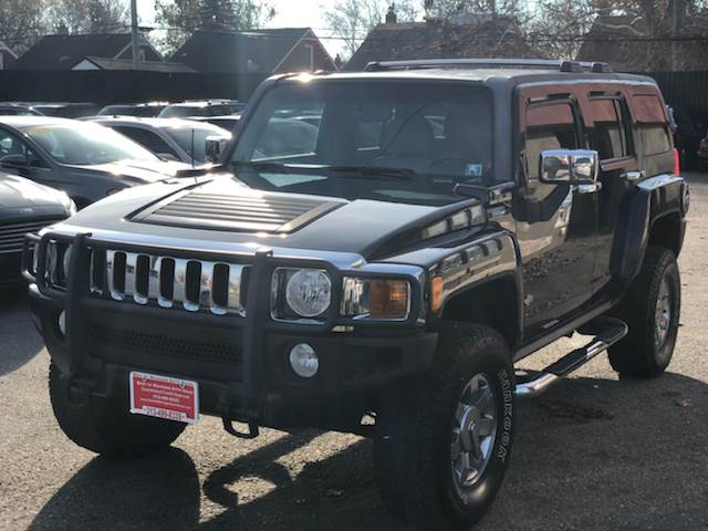 2006 Hummer H3 car for sale in Detroit