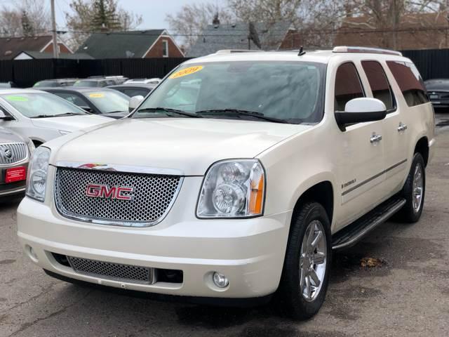 2009 Gmc Yukon Xl car for sale in Detroit