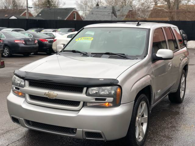 2007 Chevrolet Trailblazer car for sale in Detroit