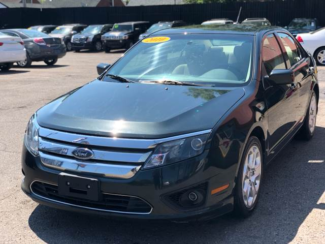 2010 Ford Fusion car for sale in Detroit