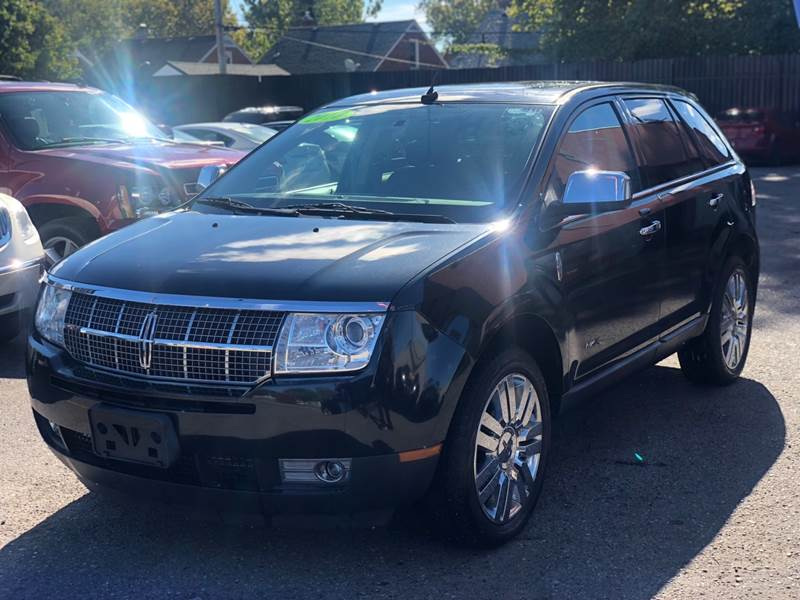 2010 Lincoln Mkx car for sale in Detroit