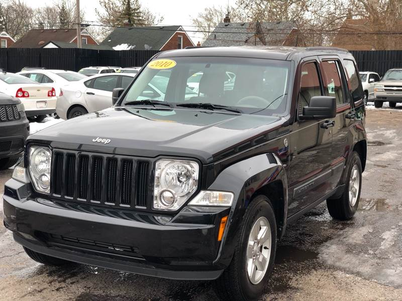 2010 Jeep Liberty car for sale in Detroit