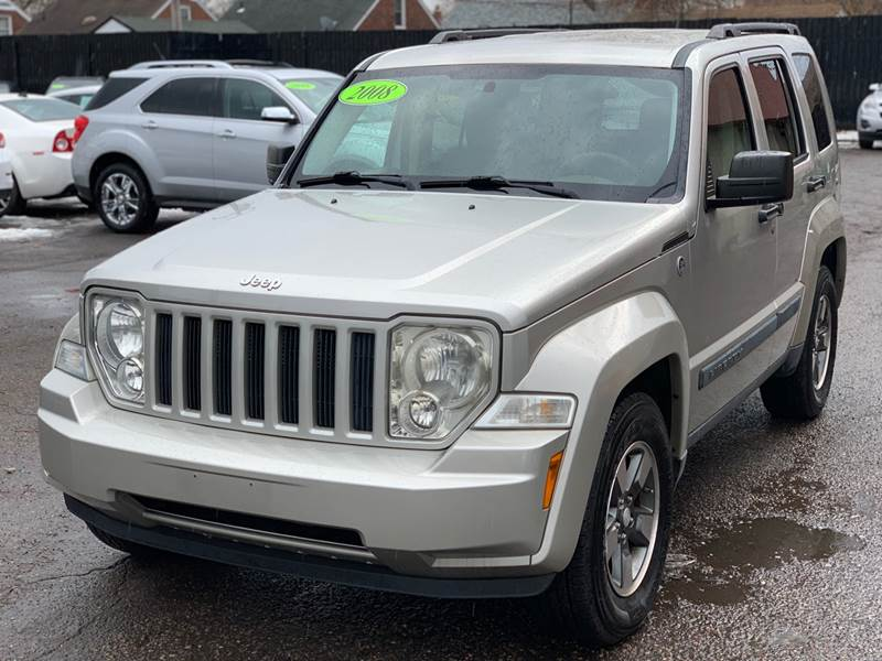2008 Jeep Liberty car for sale in Detroit
