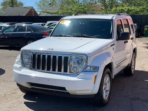2011 Jeep Liberty for sale in Detroit, MI
