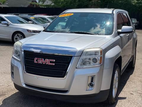 2012 GMC Terrain for sale in Detroit, MI