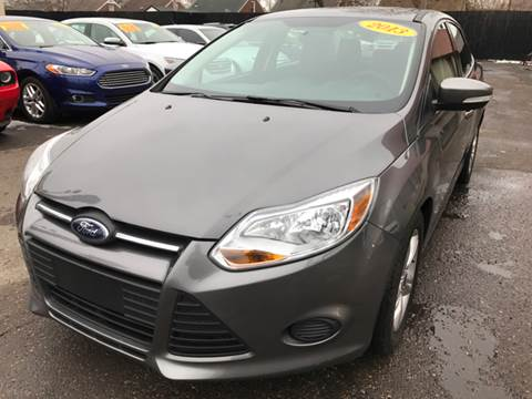 2013 Ford Focus for sale in Detroit, MI