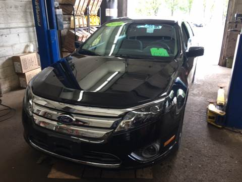 2010 Ford Fusion for sale in Spencerport, NY