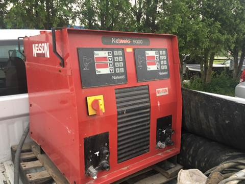 2010 nelson  6000 stud welder 6000 stud welder for sale in Spencerport, NY