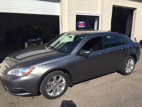 2011 Chrysler 200 for sale in Spencerport, NY