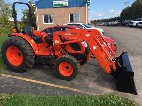 2017 Kioti DK 4510 HS for sale in Spencerport, NY
