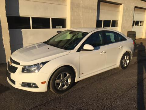 2013 Chevrolet Cruze for sale in Spencerport, NY