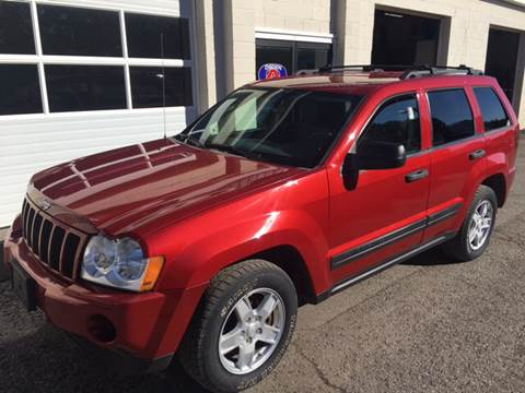 2006 Jeep Grand Cherokee for sale in Spencerport, NY
