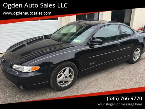 2001 Pontiac Grand Prix for sale in Spencerport, NY