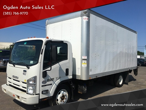 2015 Isuzu NRR for sale in Spencerport, NY