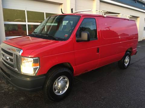 2013 Ford E-Series Cargo for sale in Spencerport, NY