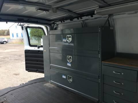 2008 GMC Savana Cargo