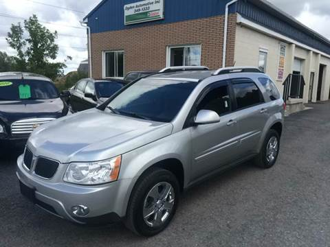 2008 Pontiac Torrent for sale in Spencerport, NY