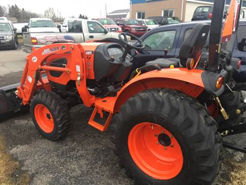 2016 Kioti ck2610 for sale in Spencerport, NY