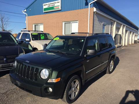 2010 Jeep Patriot for sale in Spencerport, NY