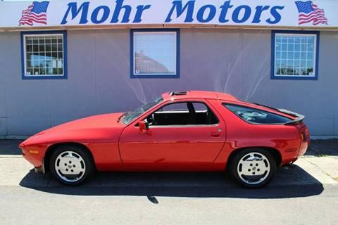 1985 Porsche 928 for sale in Salem, OR