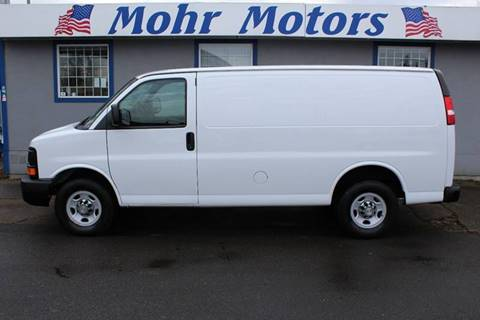 Work Vans For Sale >> Cargo Vans For Sale In Salem Or Carsforsale Com