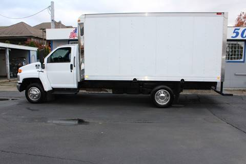 2003 Chevrolet C4500  16' BOX TRUCK for sale in Salem, OR
