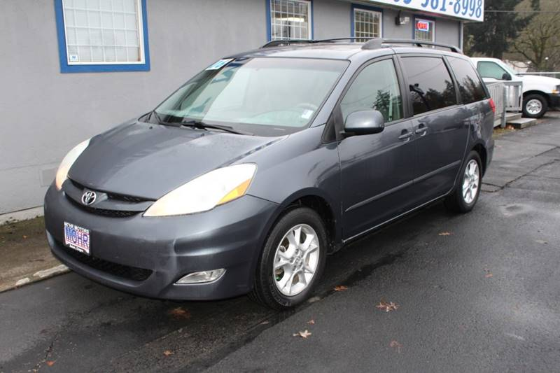 3c032791fd 2006 Toyota Sienna XLE Limited 7-Passenger 4dr Mini-Van In Salem OR ...