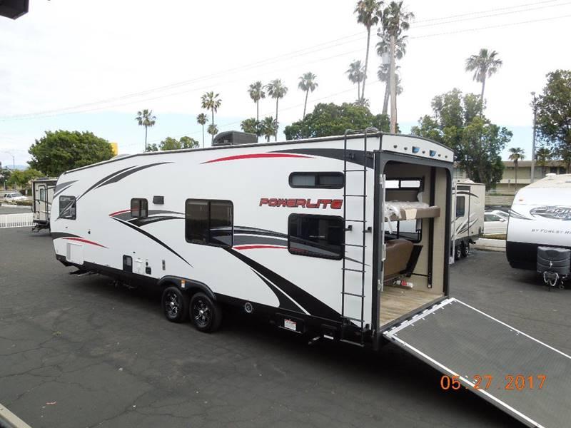 2017 Pacific Coach Powerlite 27FBXL  - Oxnard CA
