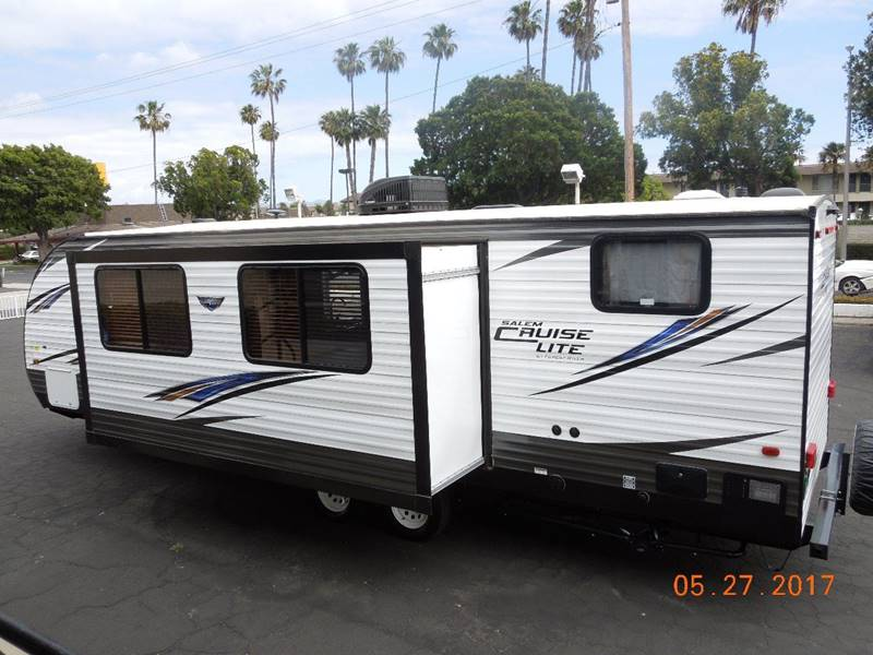 2017 Forest River Salem 263BHXL  - Oxnard CA