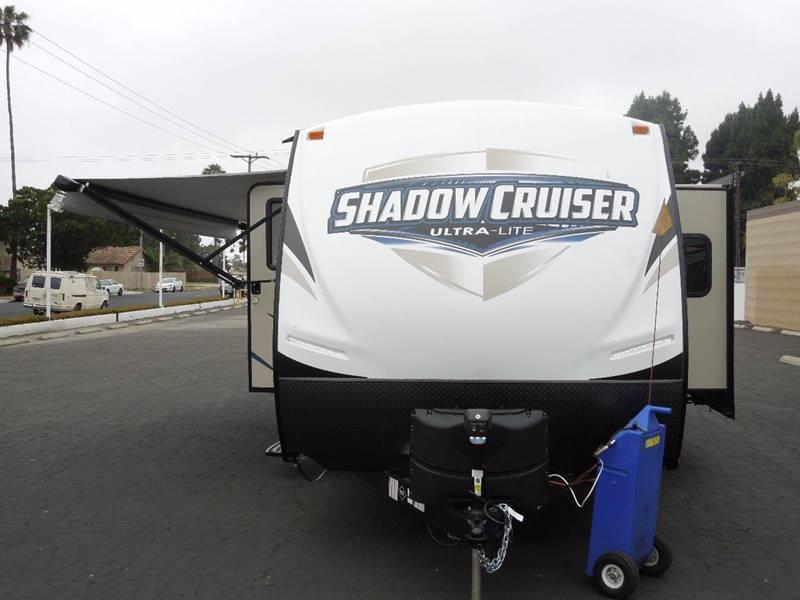2018 Cruiser RV Shadow Cruiser 279DBS  - Oxnard CA