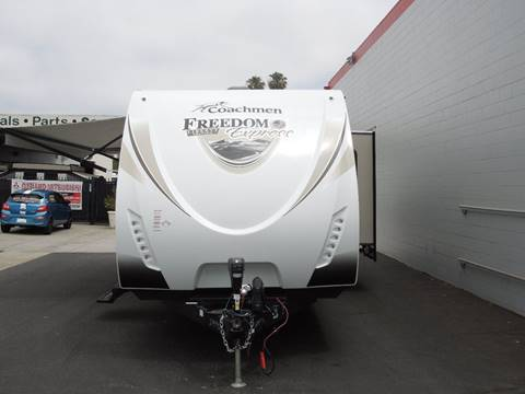 2018 Coachmen Freedom Express 281RLDSLE