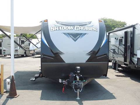 2018 Cruiser RV Shadow Cruiser 263 RLS