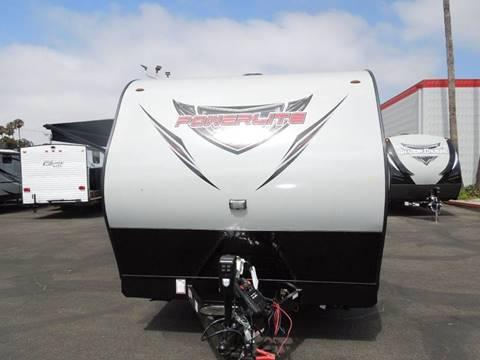 2018 Pacific Coach Works Powerlite 25FBXL