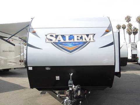2018 Forest River Salem Cruiselite 27DSS