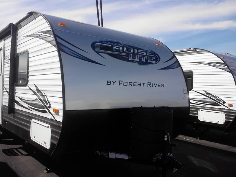 2016 Forest River T261BHXL  - Oxnard CA