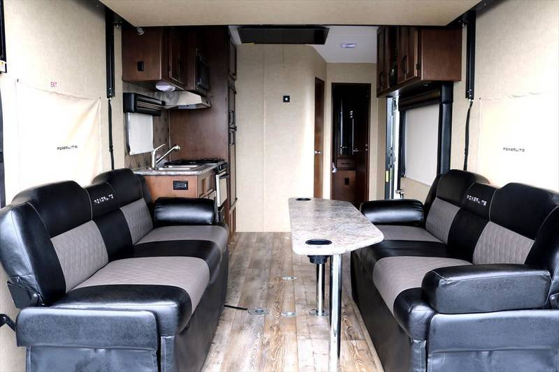 2016 Pacific Coach Works Powerlite 21FS  - Oxnard CA