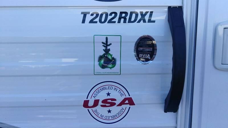 2017 Forest River Salem Cruise Lite T202RBXL  - Oxnard CA