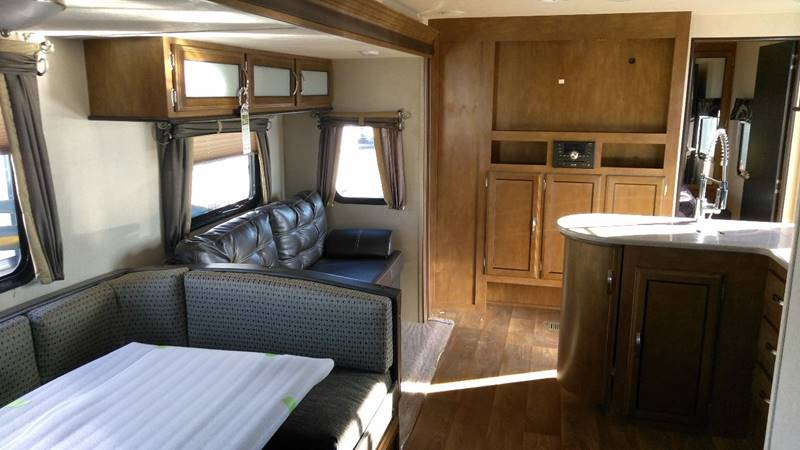 2017 Forest River Salem Cruise Lite T30QBSS  - Oxnard CA