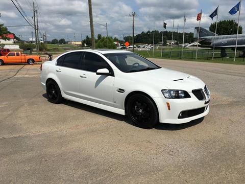 2009 Pontiac G8 for sale in Jasper, AL