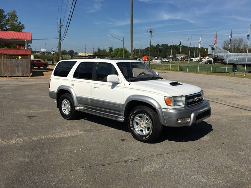 1999 Toyota 4Runner For Sale At JASPER AUTO SALES In Jasper AL