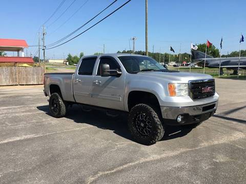 2011 GMC Sierra 2500HD for sale in Jasper, AL