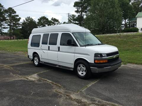 2005 Chevrolet Express Cargo for sale in Jasper, AL