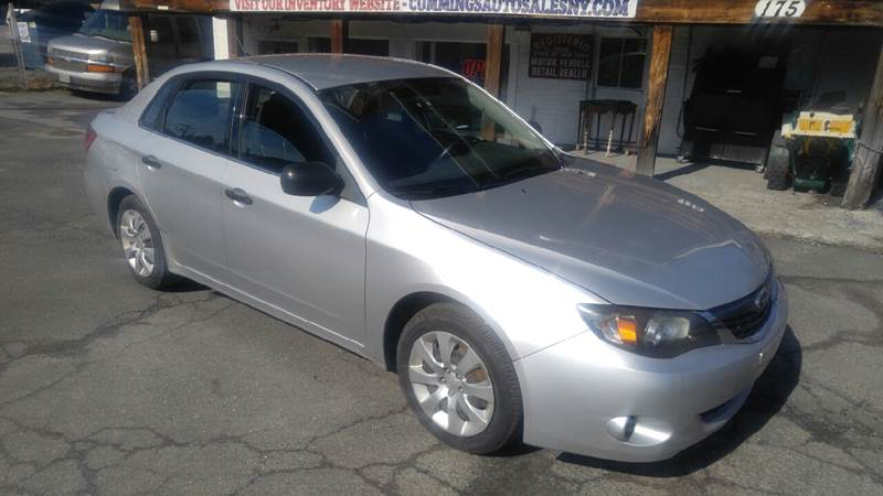 2008 Subaru Impreza 2.5i In Middletown NY - Cummings Auto Sales