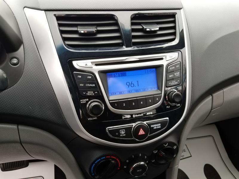 2012 Hyundai Accent GLS 4dr Sedan - Muscle Shoals AL
